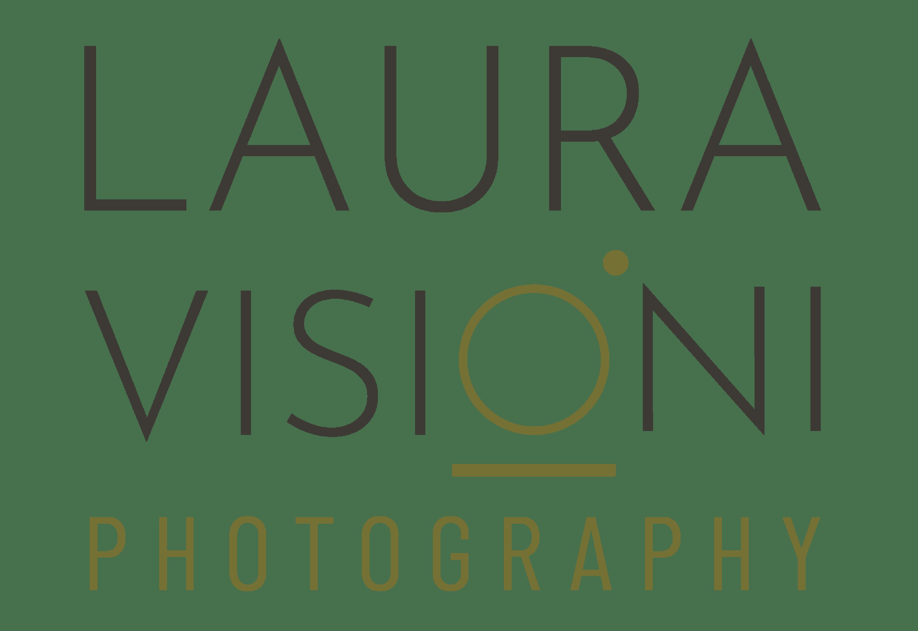 Laura Visioni Photography Logo