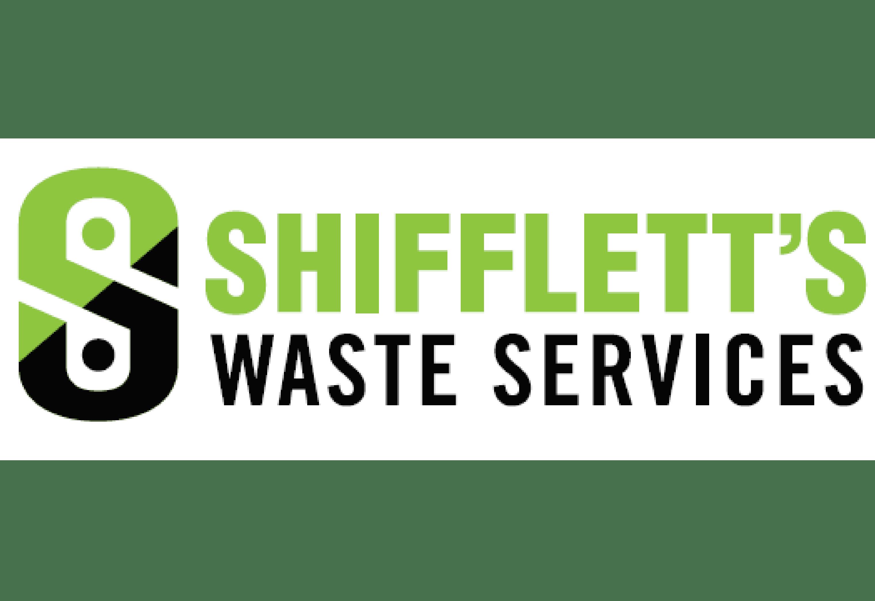 Shifflett's Waste Services logo